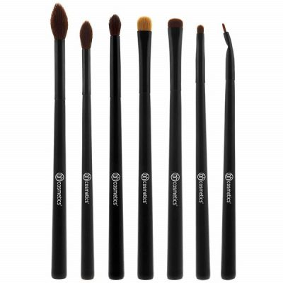 BH Cosmetics Smokey Eye Essential 7 Piece Brush Set - купити в Україні