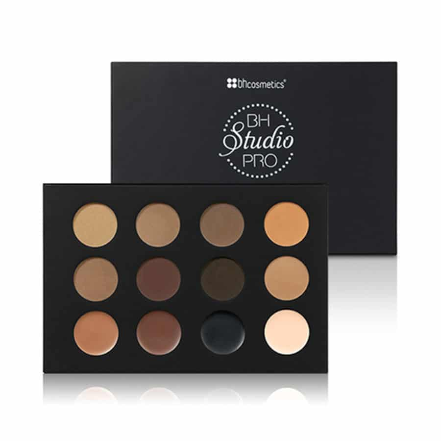 BH cosmetics Studio Pro Ultimate Brow Palette - купити в Україні