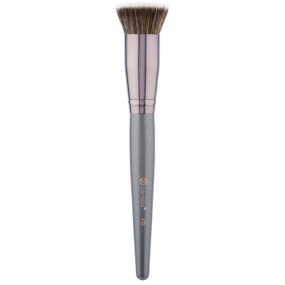 BH Cosmetics Vegan Flat Top Buffer Brush V12 - купити в Україні