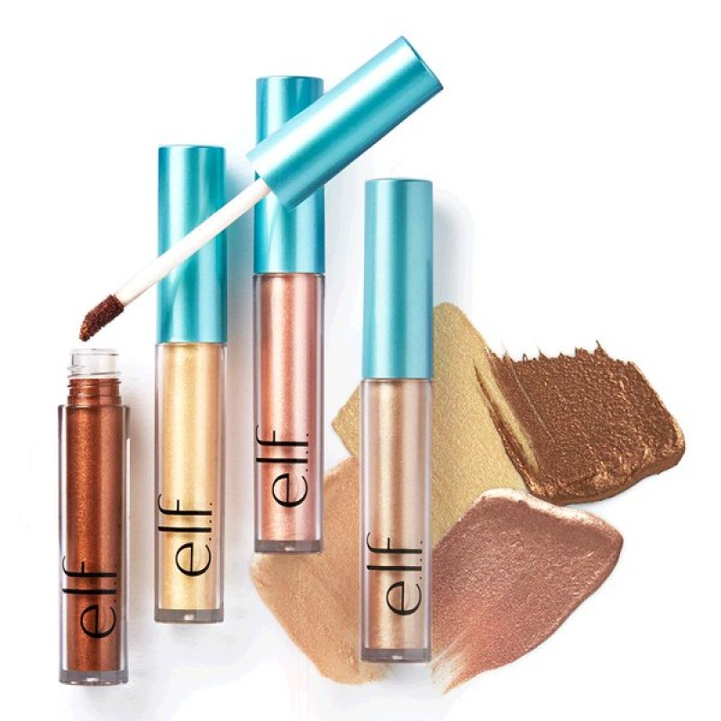 e.l.f. Aqua Beauty Molten Liquid Eyeshadow - купити в Україні