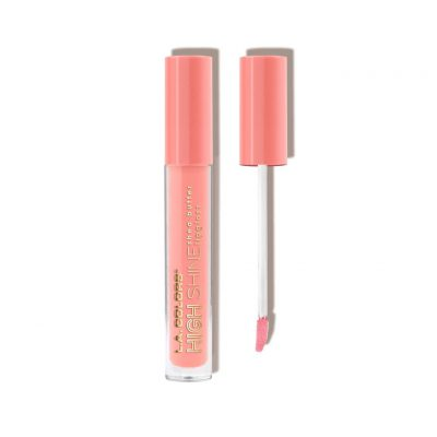 L.A. Colors High Shine Shea Butter Lip Gloss (Baby Cakes) - блеск для губ купить
