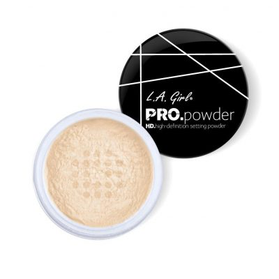 L.A. Girl HD Pro Setting Powder (Banana Yellow) - купити в Україні