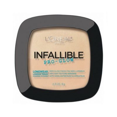 L'Oreal Infallible Pro-Glow Powder (Creamy Natural) - пудра-хайлайтер купить