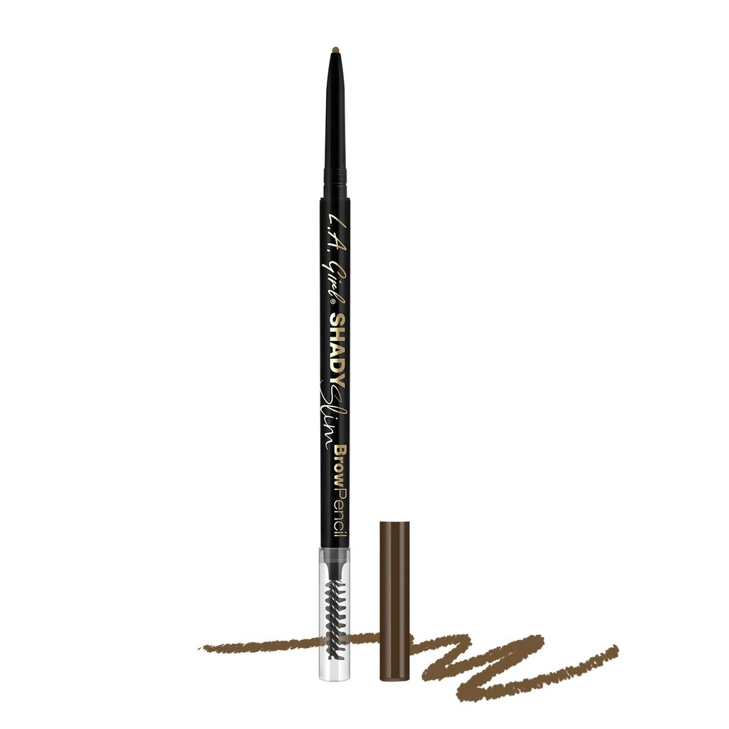 L.A. Girl Shady Slim Brow Pencil (Warm Brown) - купити в Україні