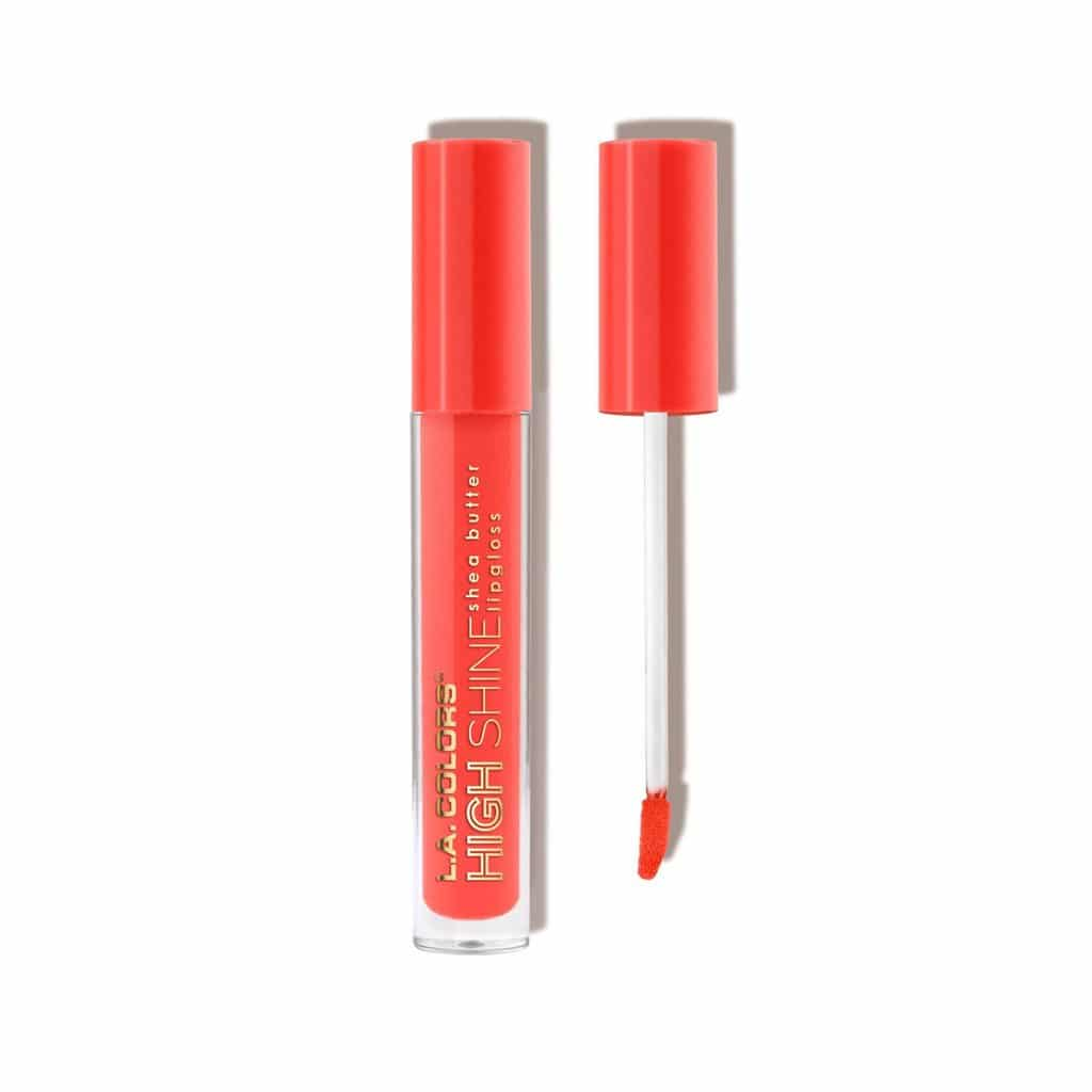 L.A. Colors High Shine Shea Butter Lip Gloss (Catwalk) - блеск для губ купить