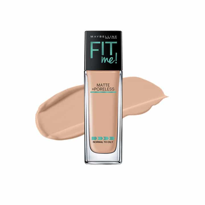 Maybelline Fit Me! Matte + Poreless Foundation (Buff Beige) - купити в Україні