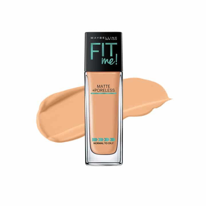 Maybelline Fit Me! Matte + Poreless Foundation (Natural Buff) - купити в Україні
