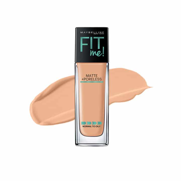 Maybelline Fit Me! Matte + Poreless Foundation (Pure Beige) - купити в Україні