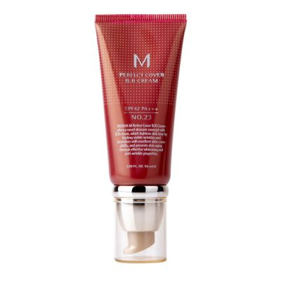 ББ крем ⋆ MISSHA M Perfect Cover BB Cream SPF42/PA+++