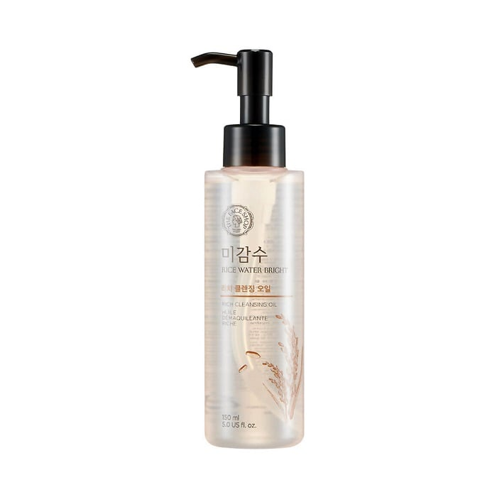 THE FACE SHOP Rice Water Bright Cleansing Rich Oil (150ml)