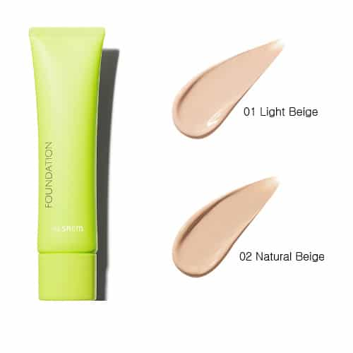 THE SAEM Saemmul Fresh Foundation SPF30 PA+++ (30ml)