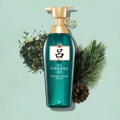 RYO Scalp Deep Cleansing Shampoo (500ml)