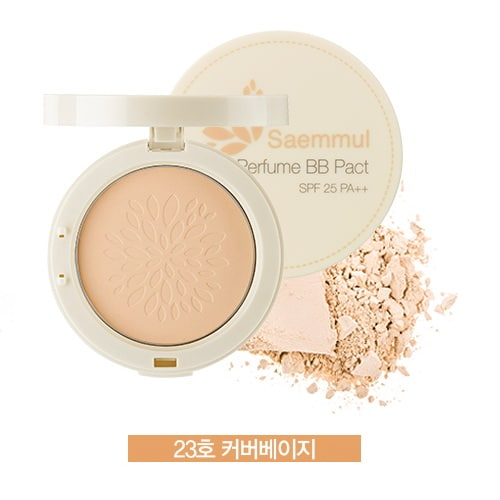 THE SAEM Saemmul Perfume BB Pact SPF25 PA++ (23-Cover Beige)